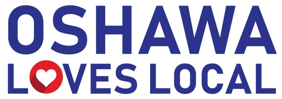 Oshawa Loves Local Logo