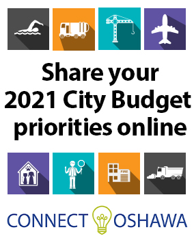 Share your 2021 City budget priorities online