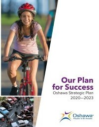 2020-2023 Oshawa Strategic Plan - Our Plan for Success