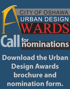 Download the City of Oshawa Urban Design Awards brochure and nomination form