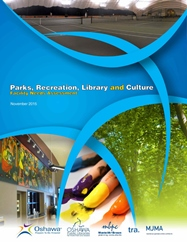Cover of the Parks, Recreation, Library and Culture Facility Needs Assessment document