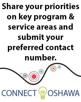 Share your priorities on key program and service areas and submit your preferred contact number with a squiggly line.