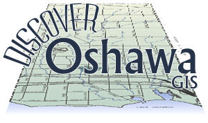 Discover Oshawa map icon
