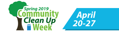 Find out how to get involved in the Community Clean Up week image