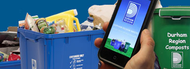 Get the Durham Region Waste App Now image