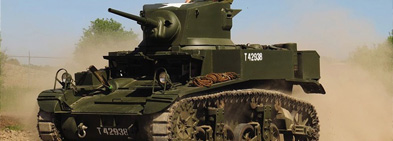 Tank Saturday is on this weekend! The Ontario Regiment RCAC Museum will be showing off tanks adapted to desert conflicts. image