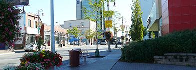 Learn more about re-greening downtown Oshawa  image
