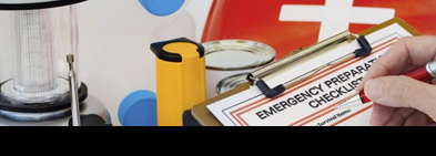 Learn more about Emergency Preparedness    image