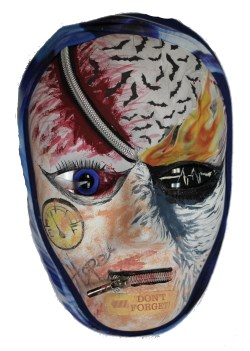 Mask created by Ron Pereman