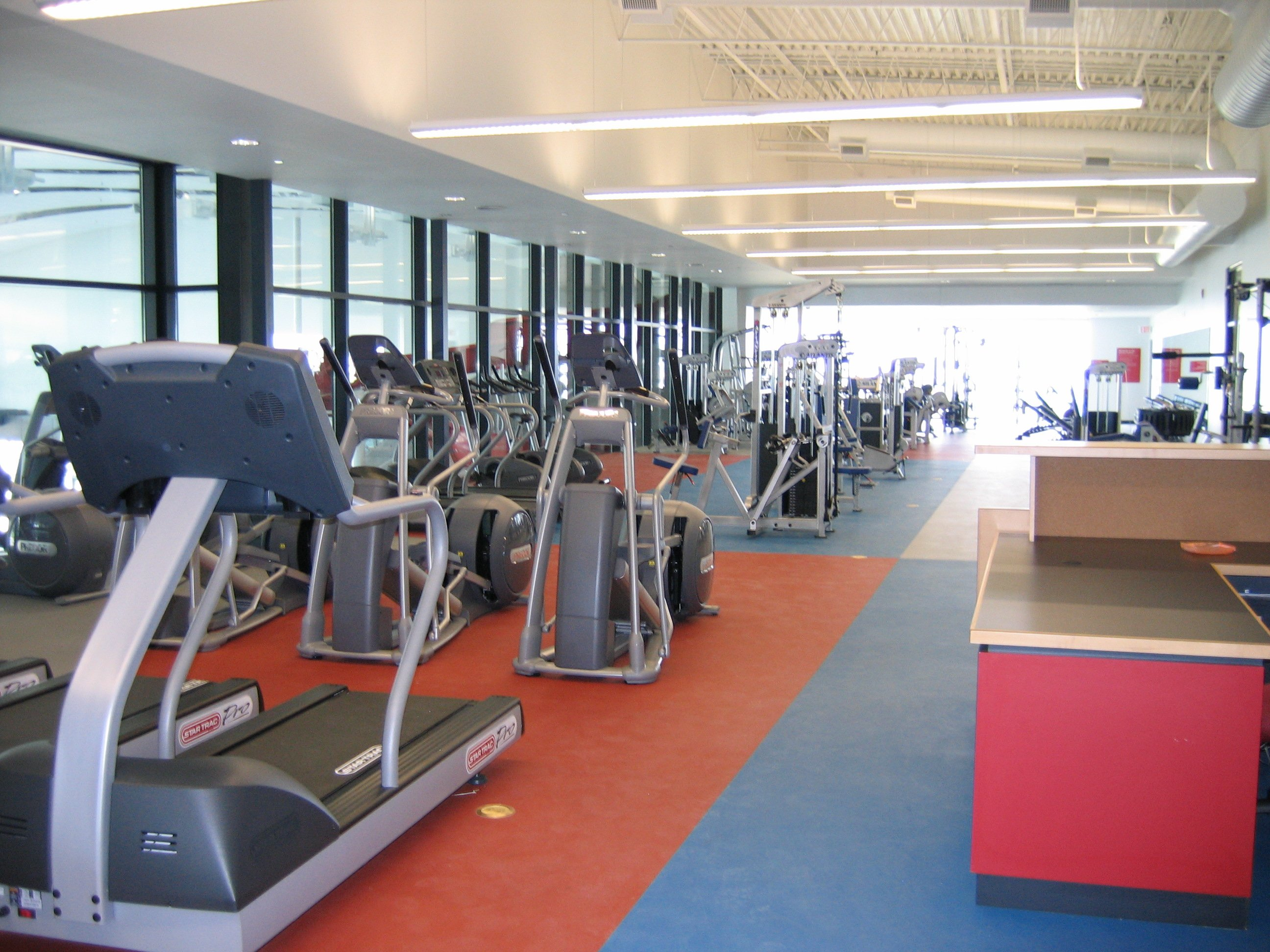 Legends Centre Fitness Centre