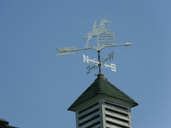 Windfields Weathervane